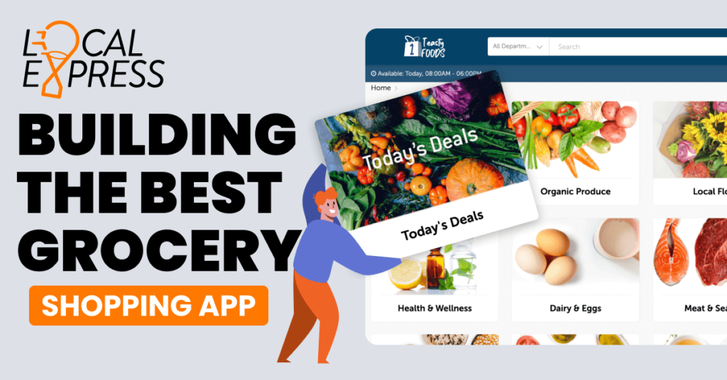 Best Online Grocery Shopping App